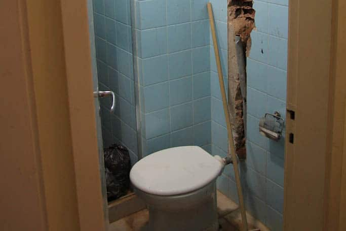 Brazil Bathroom Construction