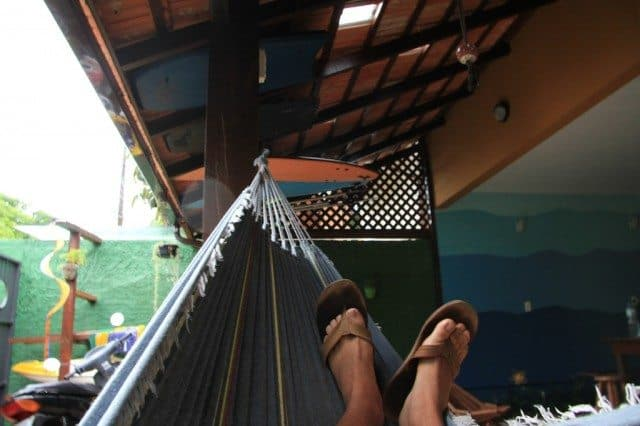 The Submarino Hostel Hammock