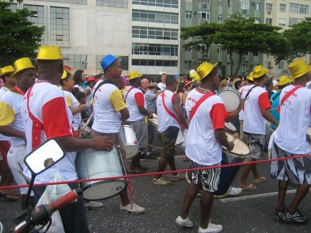 Carnaval Marching Band