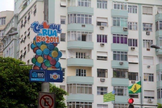 Carnaval Sign