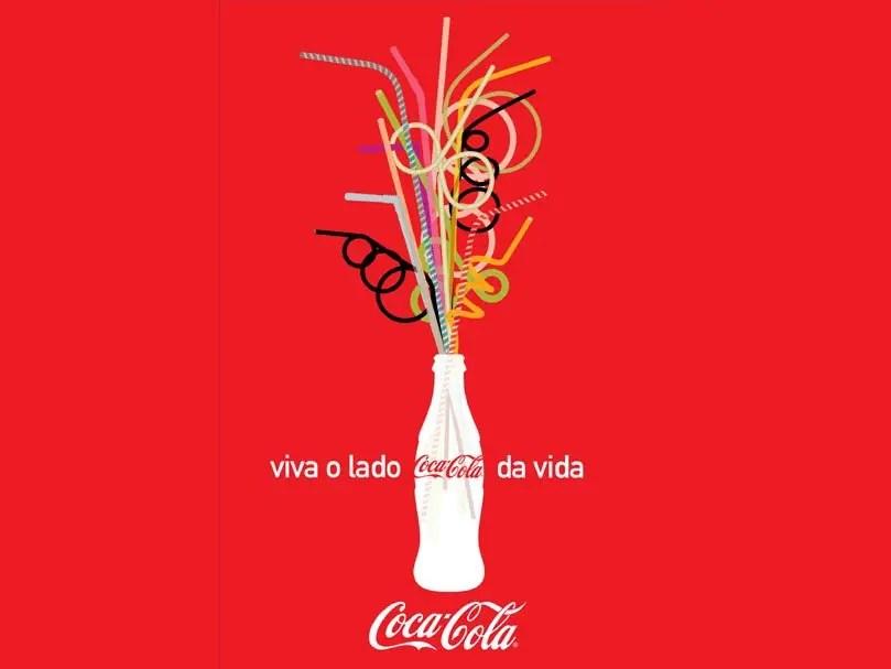 Coke Brazil Logo