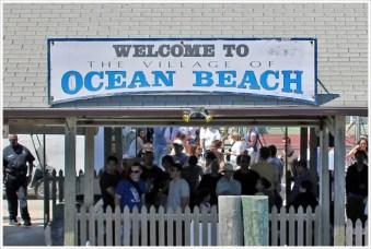 """Ocean Beach: The Land of """"No"""""""