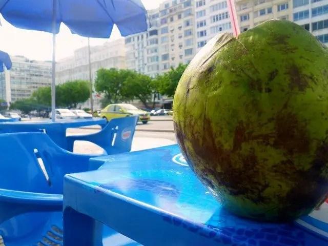 Agua de Coco (Coconut Water)