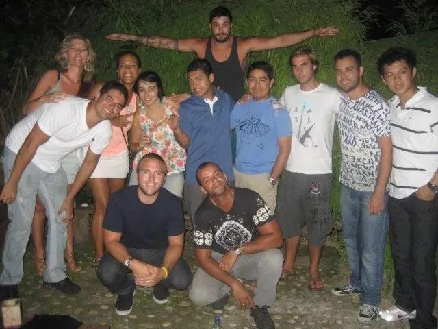 Florianópolis Submarino Crew