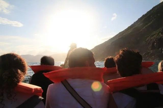 Lagoinha do Leste Boat
