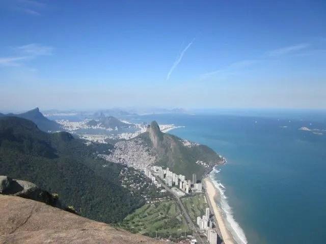 Pedra da Gávea Zona Sul View