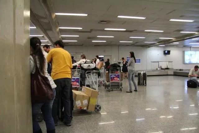 Rio de Janeiro Baggage Claim
