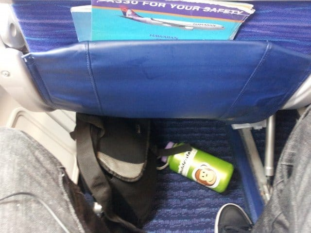 Carry On Under Seat