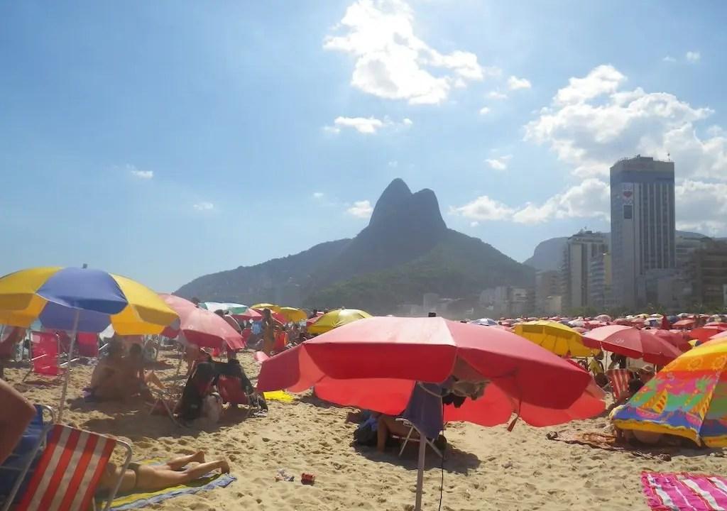 Dois Irmaos Ipanema Beach