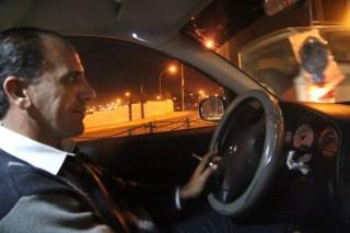 Qadir the taxi driver