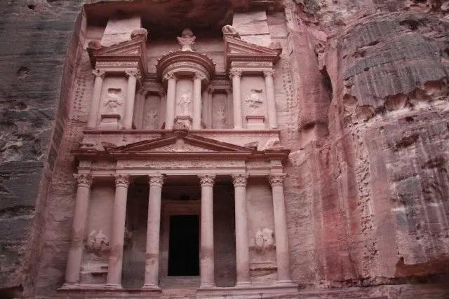 The Treasury Petra