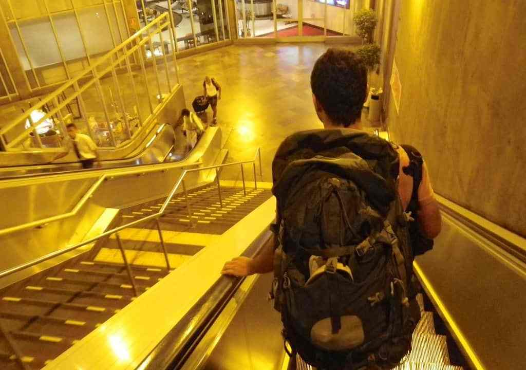 Solo Backpacker