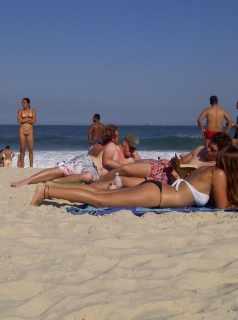 Brazil Beach Gringos