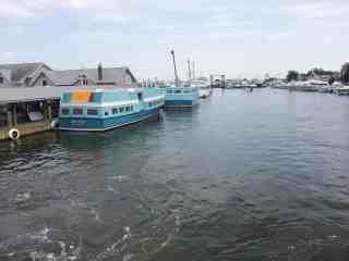 The Fire Island Ferries