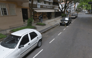 Robbery Street View