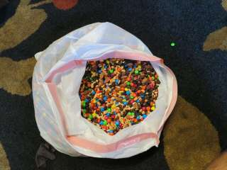 Ultimate Trail Mix Bag