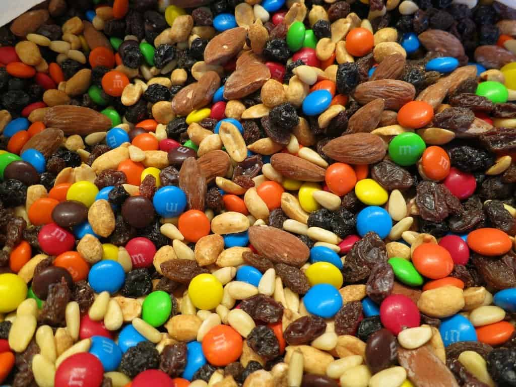 the ultimate trail mix recipe halfway anywhere