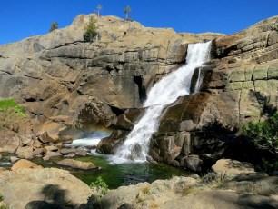 PCT Yosemite Waterfall