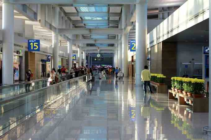 Unrelated Photo Of Airport