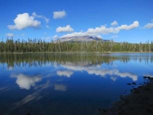 PCT Oregon Diamond Peak