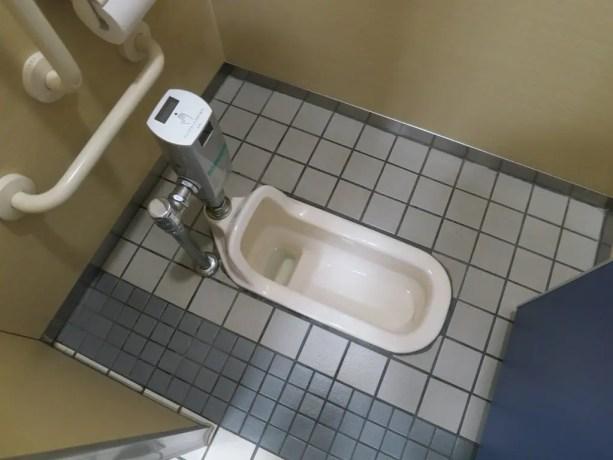 Squat Toilet Japan