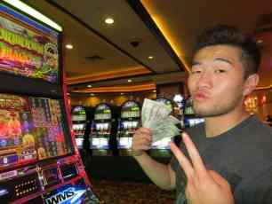 Stateline Casino Money Man