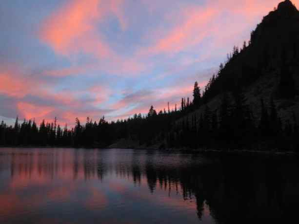 3 Rosary Lakes Oregon