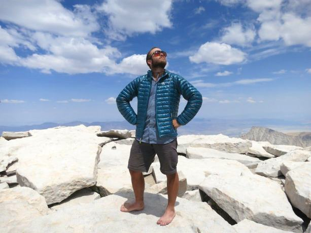 5 Self Top of Mount Whitney