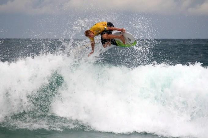 Billabong Pro Rio - Mens Surfer 1-2