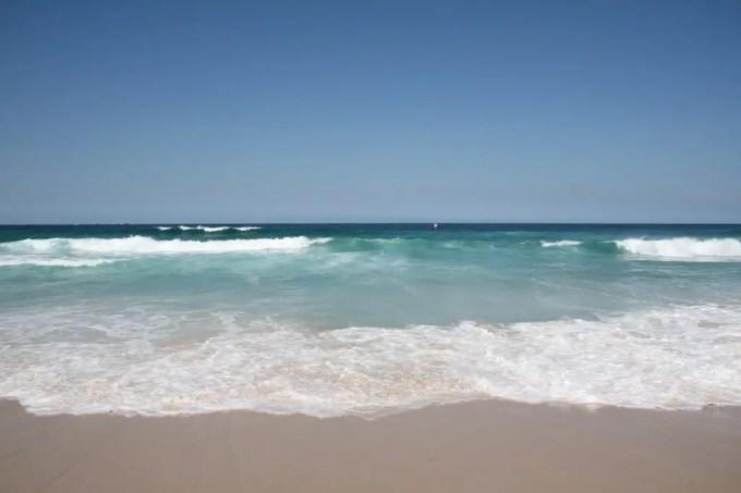 Billabong Pro Rio - Women Barra Beach Waves