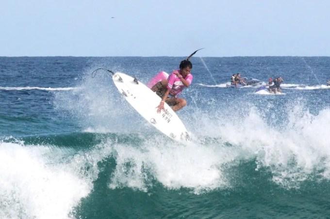 Billabong Pro Rio - Women Silvana Lima 2