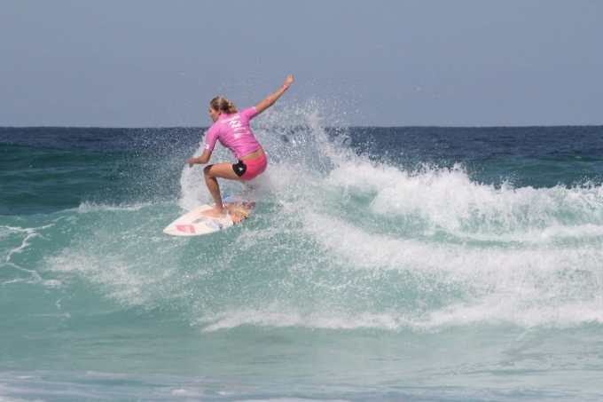 Billabong Pro Rio - Women Stephanie Gilmore 1
