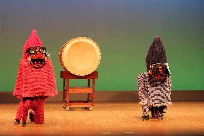 Japanese Dancing Dragons 1