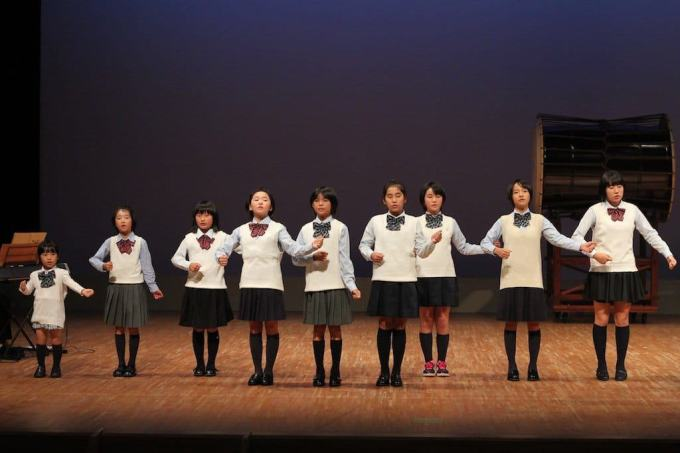 Kids Chorus Line