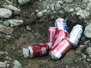 Soda and Beer Cache