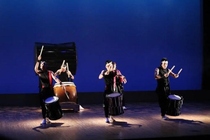 Taiko Drumming 3