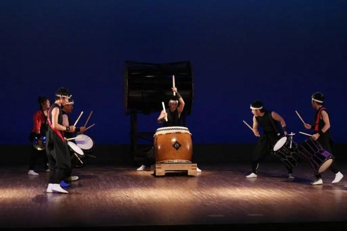 Taiko Drumming 5