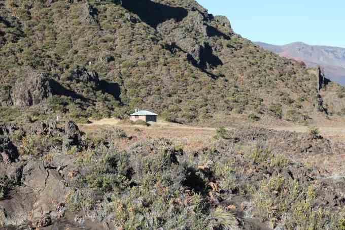 Haleakala Trail Cabin Number 2