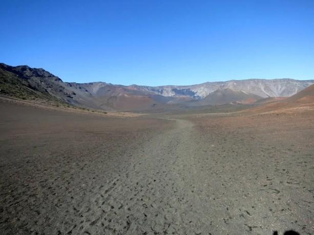 Haleakala Trail Inside Crater 4