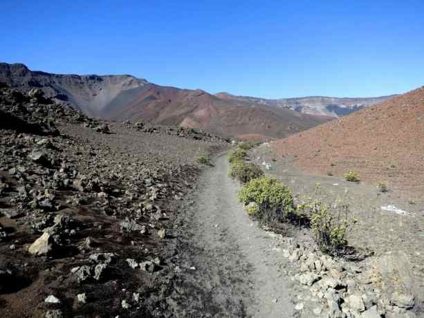 Haleakala Trail Inside Crater 5