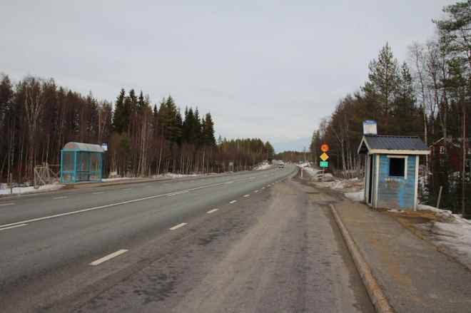 Hitchhiking Spot Sweden 3
