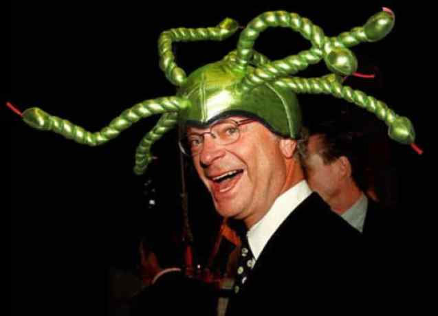 King Carl Medusa Hat
