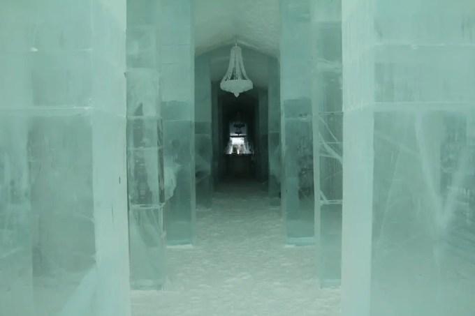 Kiruna Ice Hotel Main Hall 1