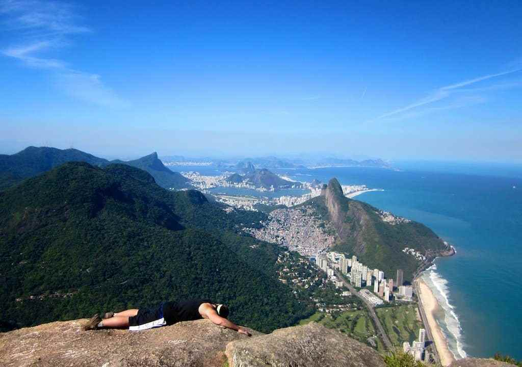 Pedra da Gavea Self View