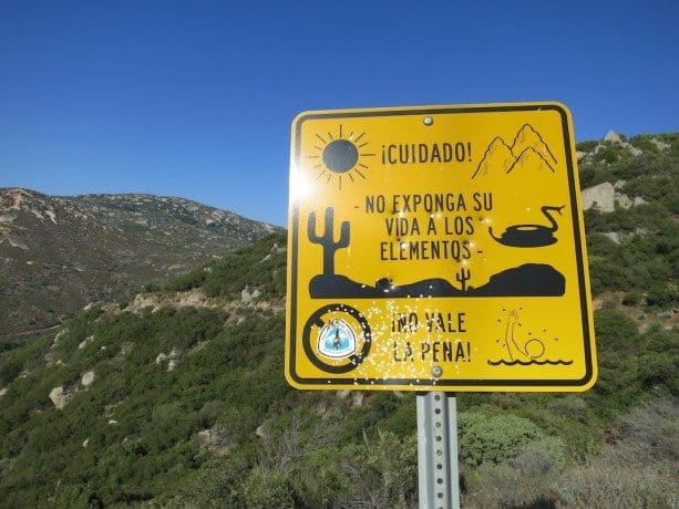 Spanish Sign PCT Elements