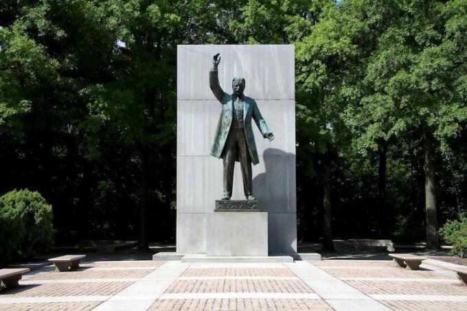 Washington DC Theodore Roosevelt Memorial