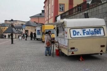 Dr Falafel Sweden Uppsala
