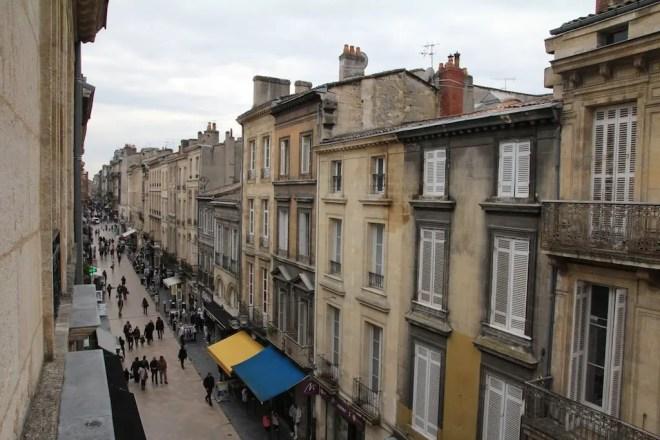 Bordeaux Window View