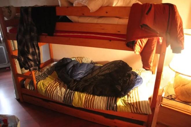 Bed France