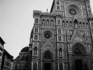 Florence Black And White